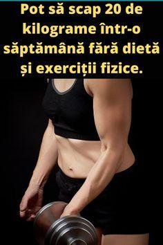 Pierdere în greutate de 20 de kilograme în 2 săptămâni