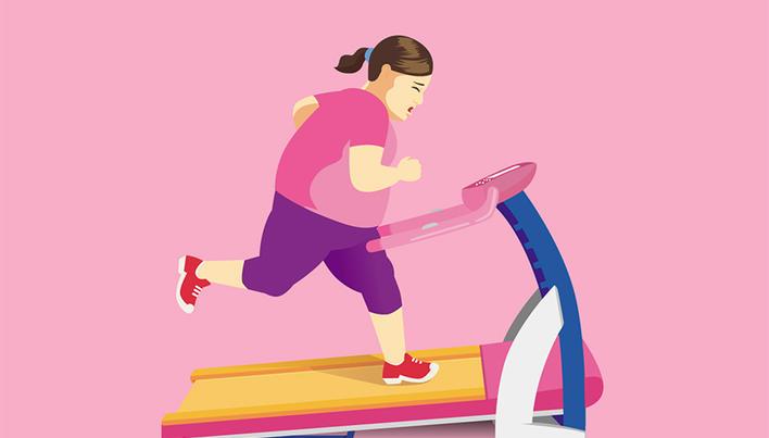 cât de multă pierdere în greutate pentru a opri perioada)