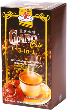 delgada ganoderma infuzat cafea de slăbire)