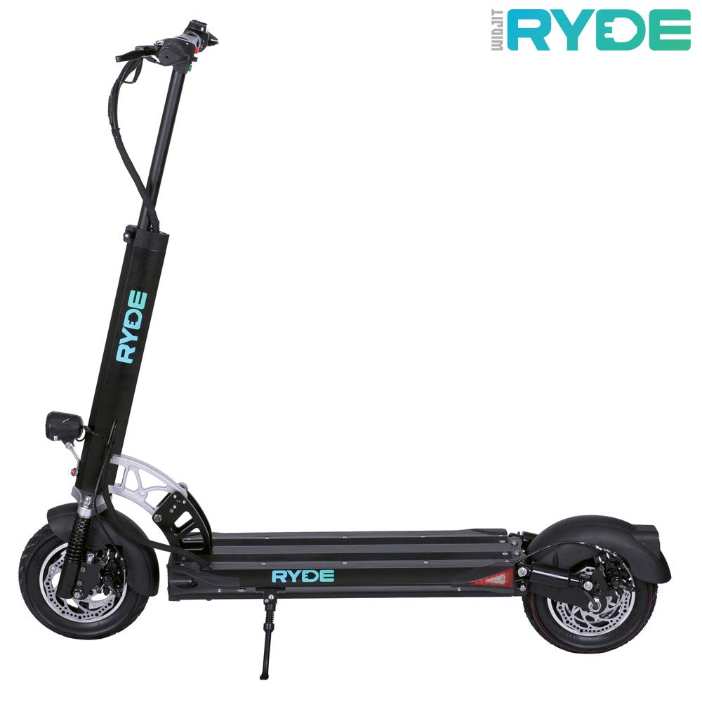 RYDE – trotinete și scutere electrice de top - AutoExpert