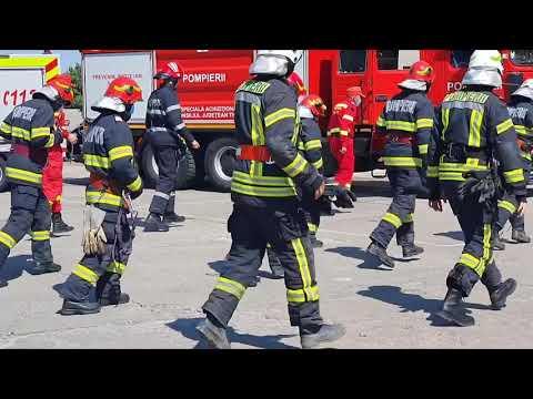 pompierul pierde în greutate
