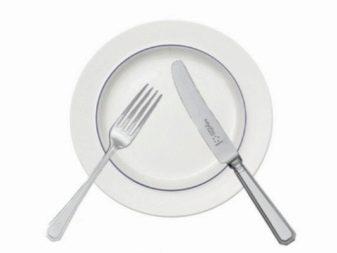 furculițele peste cuțite pierd în greutate