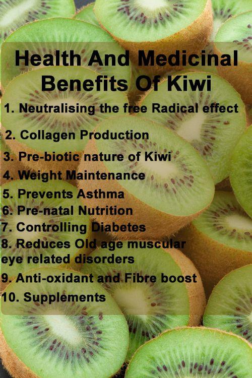 slăbește kiwi)
