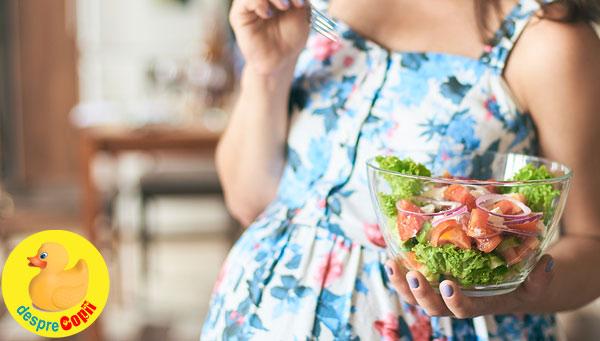 Te ajută dieta pentru fertilitate să ai succes în conceperea unui copil? Părerea experților