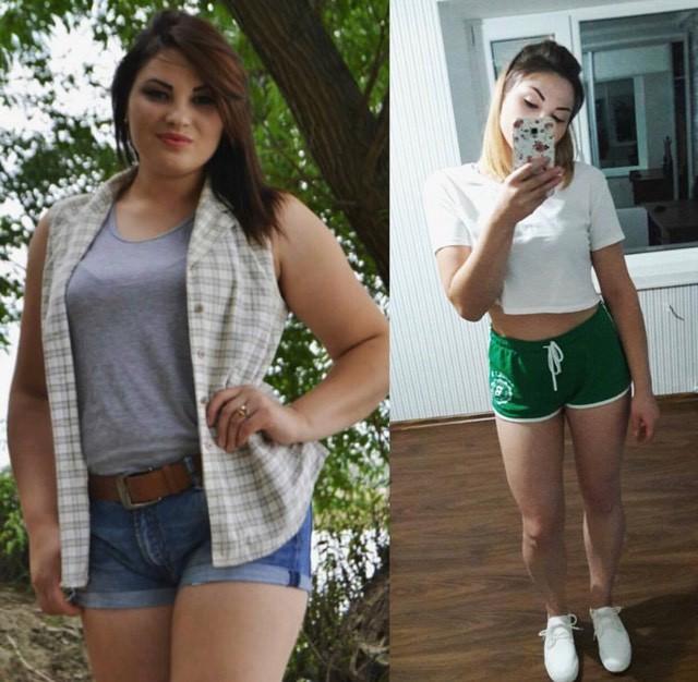 Pierdere în greutate de 54 de kilograme