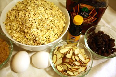cum să slăbești cu bare de granola
