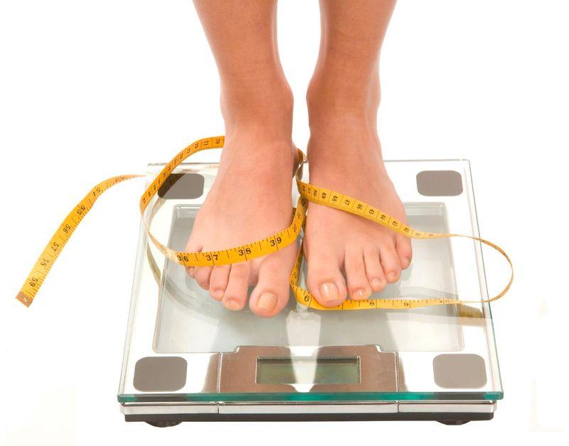 scădere în greutate ore