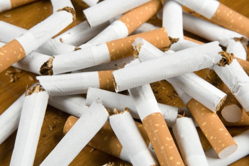 scădere în greutate pentru fumători