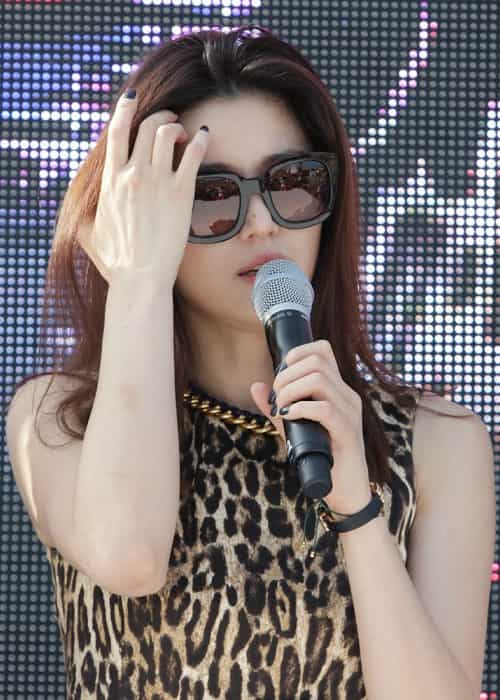 slăbire în greutate jeon ji hyun