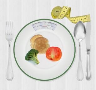 o scădere în greutate)