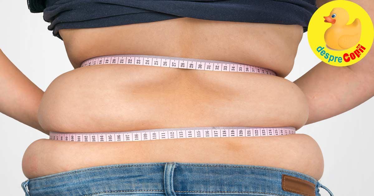 Cum de a ajuta copilul pierde in greutate de 6 ani