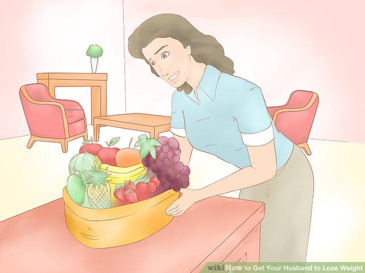 cum să ajute soțul să piardă în greutate