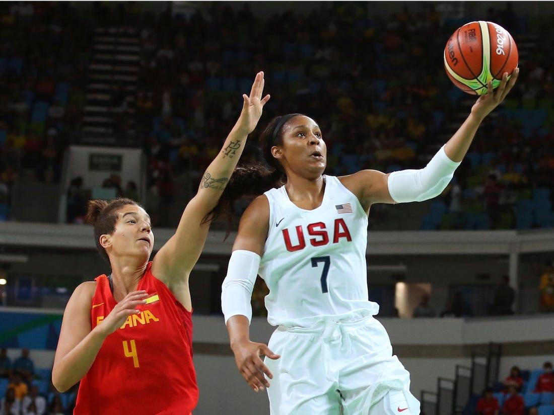 Asociația Națională de Baschet Feminin - Women's National Basketball Association - papaieftin.ro