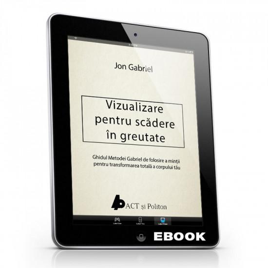 VIZUALIZARE PENTRU SCADERE IN GREUTATE (Book) on OnBuy