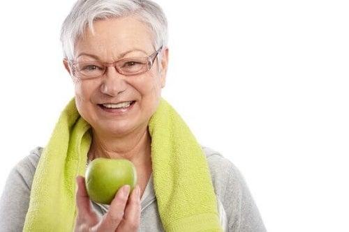 Pierdere în greutate Femeie în vârstă de 50 de ani)