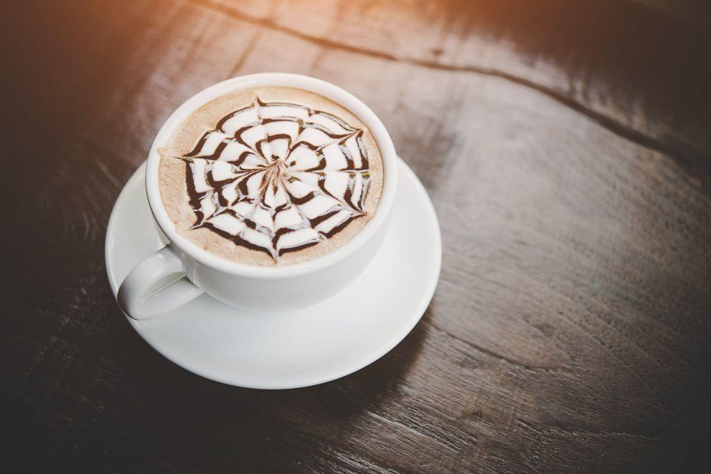 studiu de cafea și pierderea în greutate)
