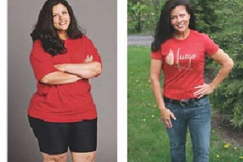 Povesti de succes in pierderea in greutate peste 40 de ani