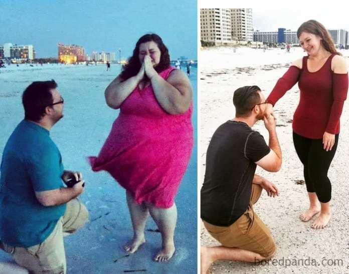 după 30 de ani pierde cu adevărat în greutate