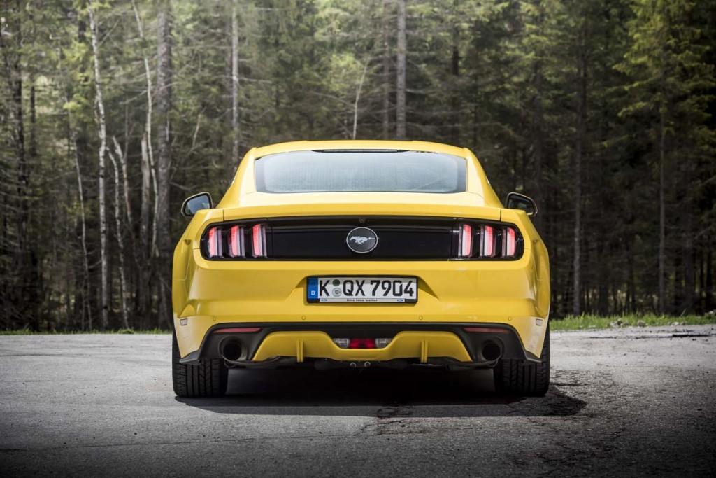 Test drive Test Drive Ford Mustang Bullitt - Ca-n filme - AutoMarket