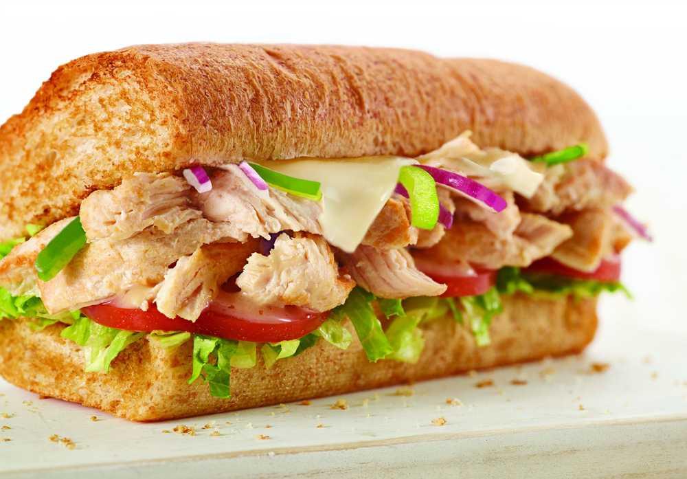 Pierderea de grăsime a sandvișului de ton