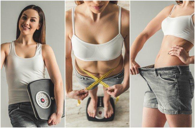 sănătos pierde în greutate într-o lună)