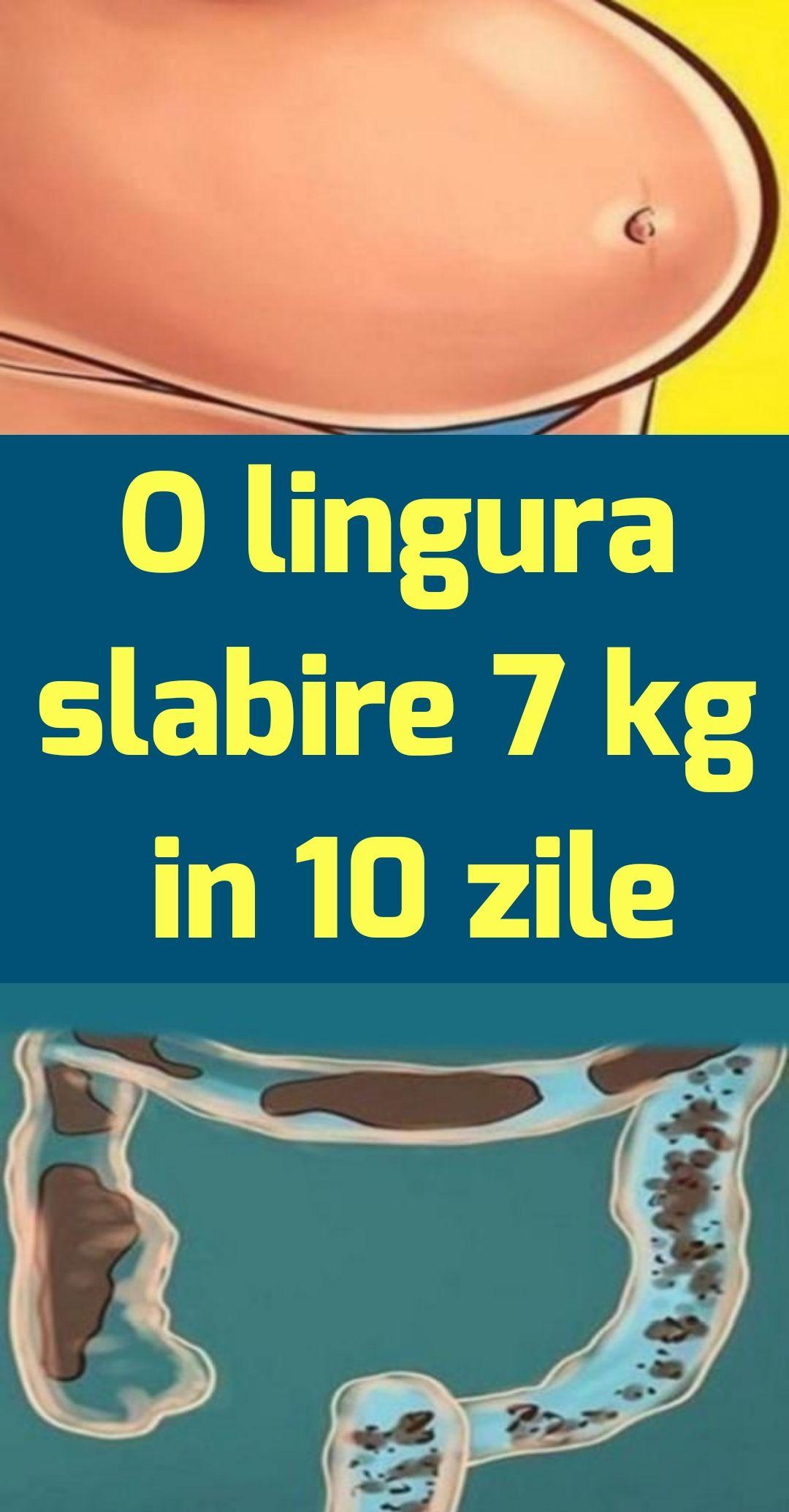 10 kg pierdere în greutate 30 de zile
