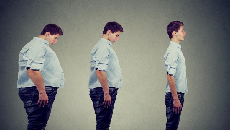 cum să slăbească persoana obeză)