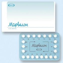MARVELON 21 COMPR. — Lista Medicamentelor Mediately