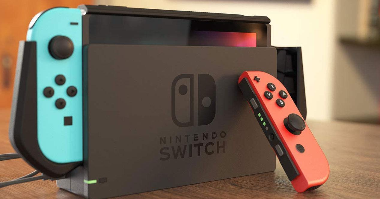 Comutatorul Nintendo pierde în greutate)