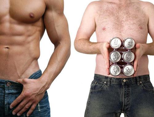 12 sfaturi: Cum să scapi de burta de bere, chiar dacă nu o consumi - Om Activ