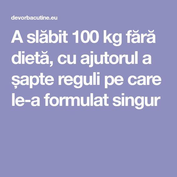 Pierdere în greutate 5 kg într-o lună)