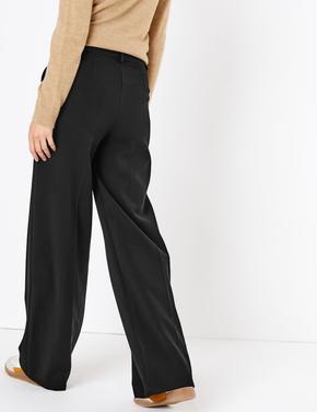 margaret m slab pantalon negru)
