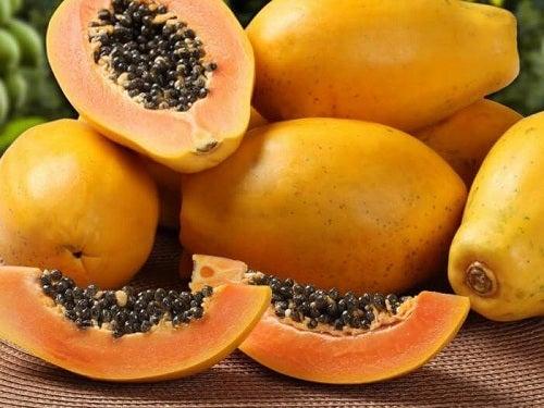 ajută papaia în pierderea în greutate
