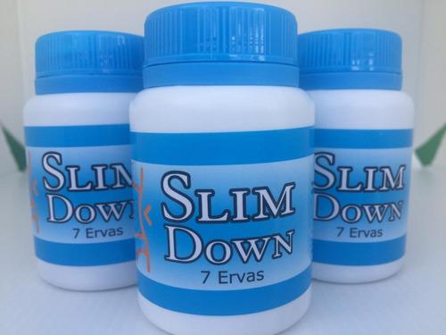 slim down 7 ervas efeitos colaterais