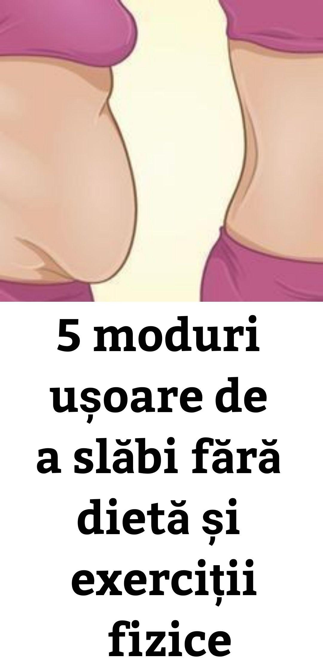 Pierdere în greutate de 5 lire într-o lună)
