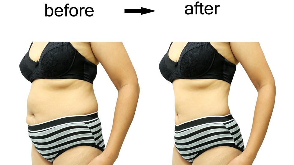 cum să pierdeți centimetri fără a pierde în greutate pierdeți în greutate renunțând la zahăr
