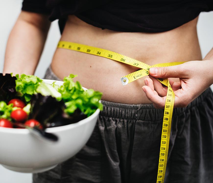 bv și pierderea în greutate
