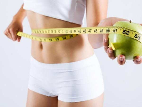 Gura pierde în greutate