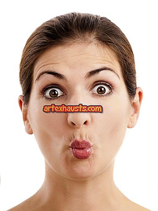 Reduceți grăsimea facială | Sfaturi | June