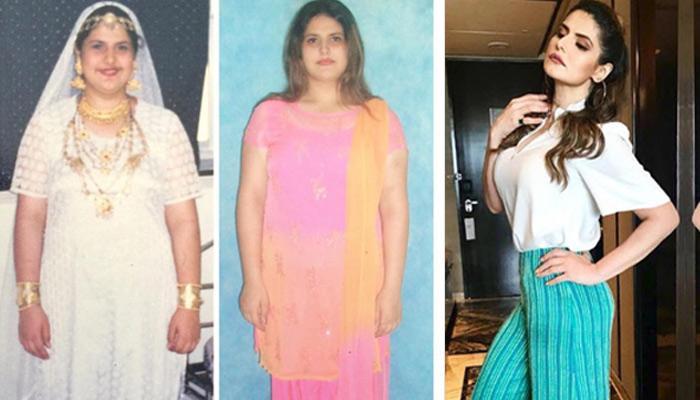 Pierdere în greutate zarine khan