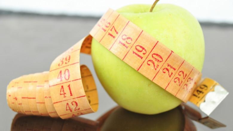Rezultatele scăderii în greutate de 6 săptămâni)