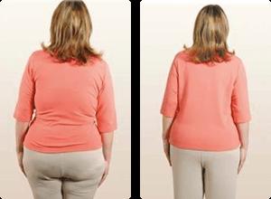 obținerea voinței de a pierde în greutate
