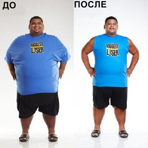 Pierdere în greutate de 90 kg la 60 kg