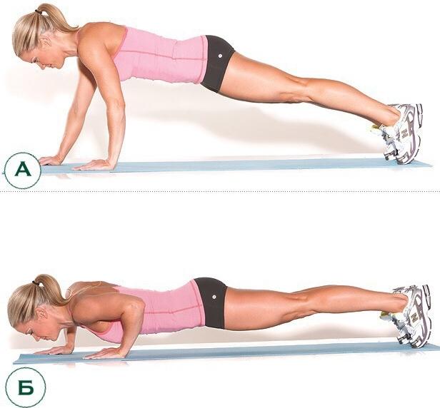 pierdeți în greutate în partea inferioară a corpului