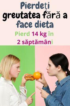 pierdeți în greutate și mâncați