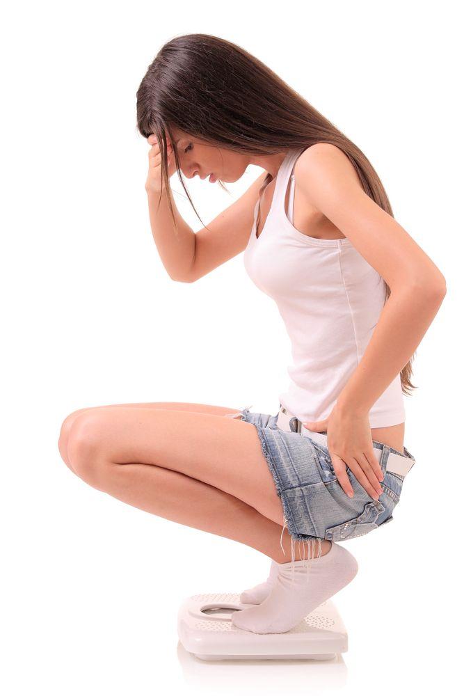scăderea curentă în greutate se estompează