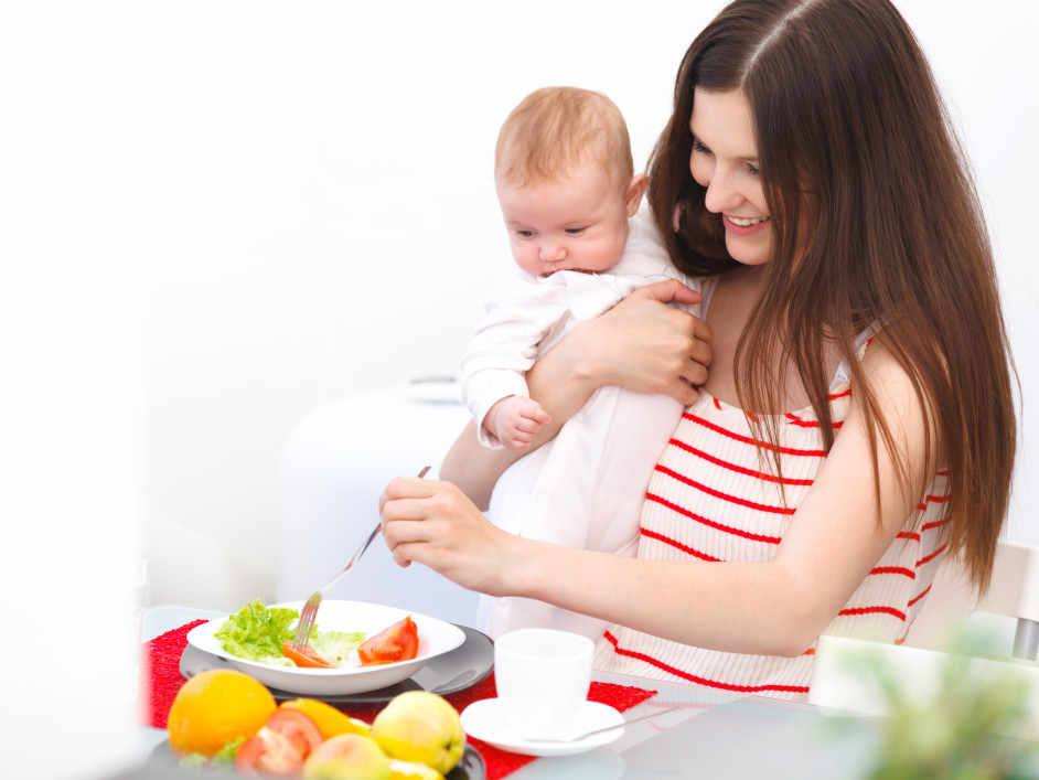 Metode sănătoase și sigure de slăbire în perioada de alăptare » papaieftin.ro