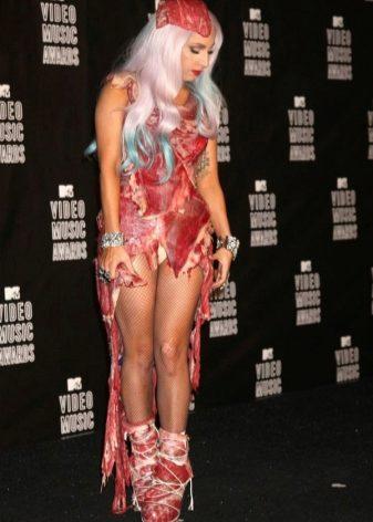 are doamna Gaga pierde in greutate