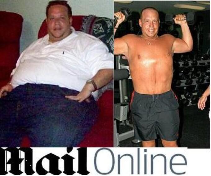 cum poate un om obez să piardă în greutate)