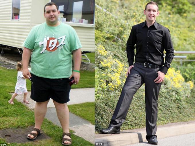scădere în greutate la bărbat în vârstă de 75 de ani)